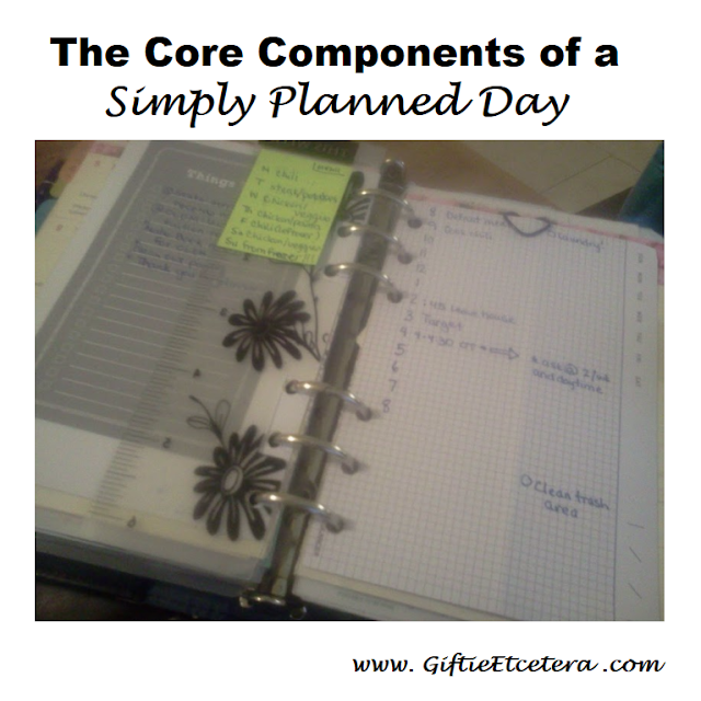 planner, daily docket, tasks