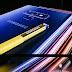 Galaxy Note 9 es presentado en Evento Samsung; costará 1,000 dólares