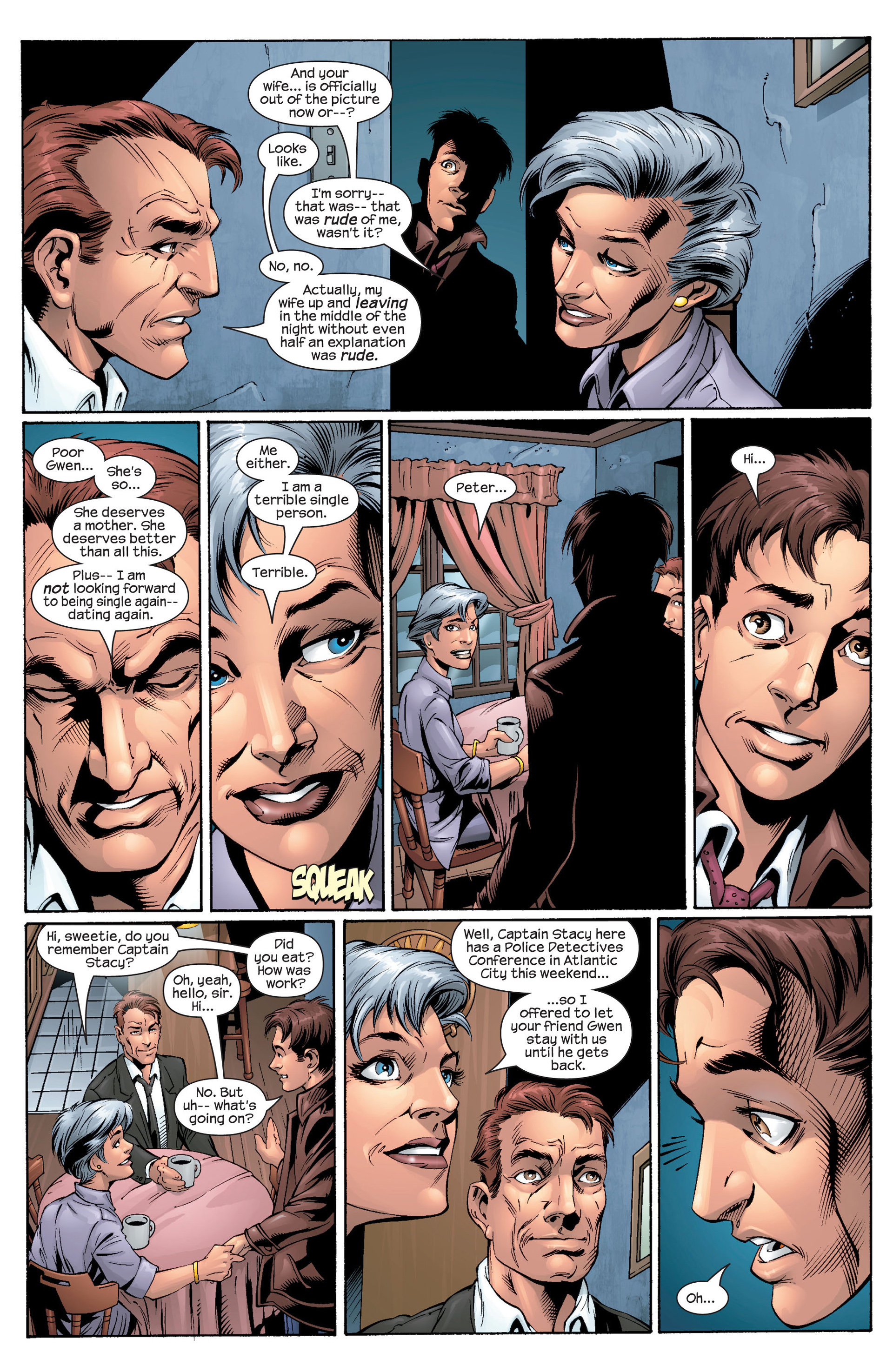 Read online Ultimate Spider-Man (2000) comic -  Issue #29 - 16
