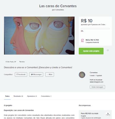 Las caras de Cervantes
