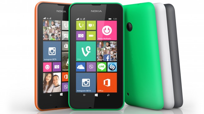 Nokia Lumia 530 and Nokia Lumia 530 Dual SIM: Specs, Price and Availability