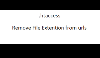 htaccess clean url php