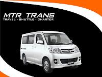 Jadwal Travel MTR Trans Magelang - Bandung PP