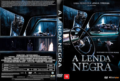 Filme A Lenda Negra Torrent (Lemon Tree Passage) DVD Capa