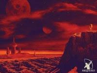 Resenha As Crônicas de Marte - George R. R. Martin & Gardner Dozois
