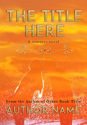 Book Skins Romance Premade Cover