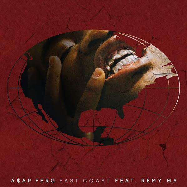 A$AP Ferg - East Coast (feat. Remy Ma) - Single Cover