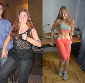 Інна, Калуш, схудла на 12 кілограмів