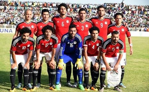 Salah có tên trong danh sách ĐTQG Ai cập dự World Cup 2018