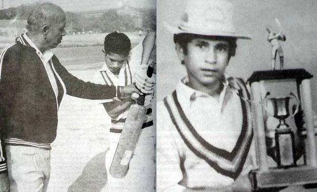 Ramakant Achrekar, Sachin Tendulkar
