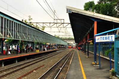 Alamat Stasiun Tebet