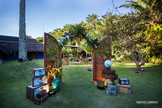 casamento no club med trancoso destination wedding na praia, abacaxi, menu, mesa, decoração, viagens, portal