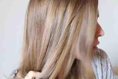 خلطات طبيعية لصبغ الشعر باللون الاشقر