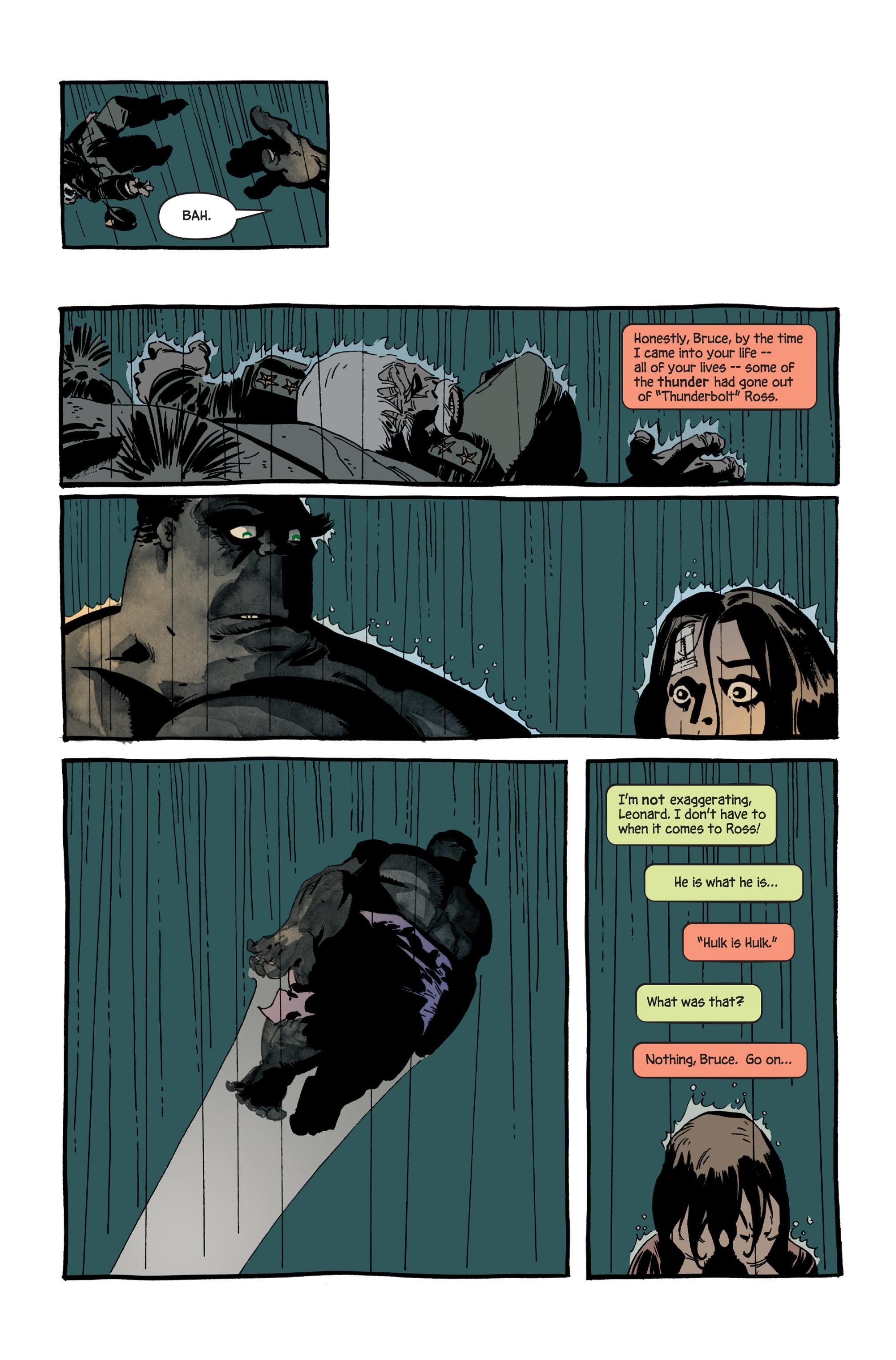 Read online Hulk: Gray comic -  Issue #6 - 17