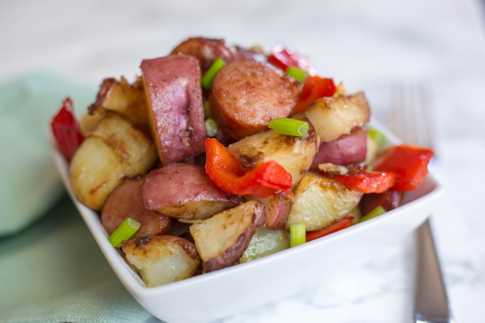 how to cook fresh kielbasa in the oven