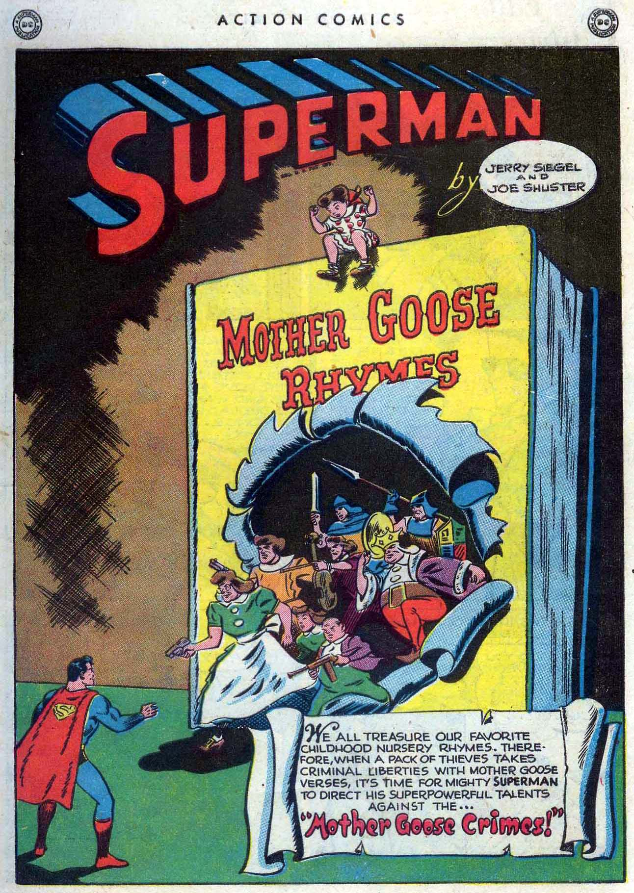 Read online Action Comics (1938) comic -  Issue #110 - 2