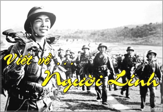 Tuyển tập Thơ hay về Người Lính, Tình Đồng Đội, Tình Đồng Chí