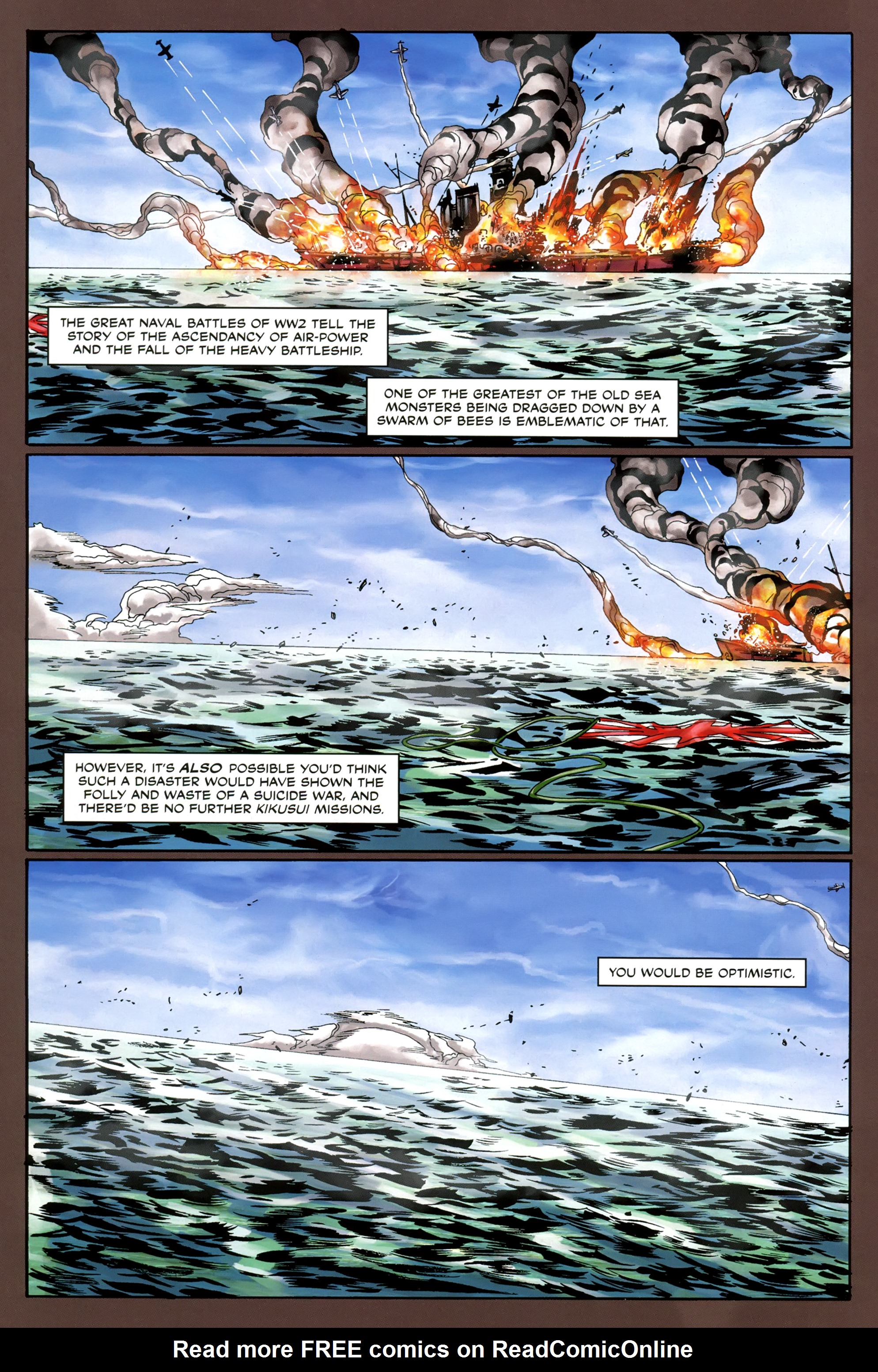 Read online Uber comic -  Issue #6 - 12