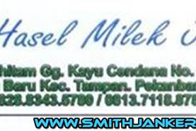 Lowongan PT. Hasel Milek Jaya Pekanbaru Mei 2018