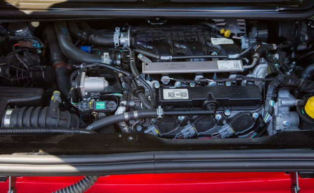 2017 SMART FORTWO Engine
