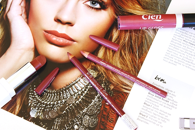 Essence Lip liner Satin Mauve 06 Soft berry 05.Essence olovke za usne.
