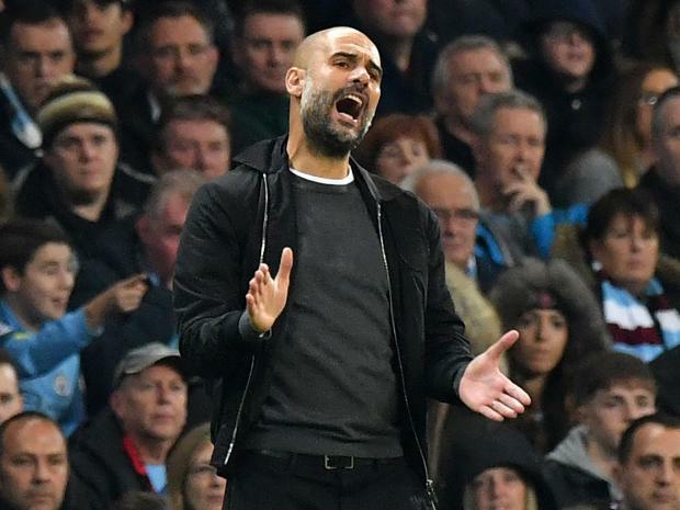 Reaksi Guardiola Usai Riyad Mahrez Gagal Eksekusi Penalti