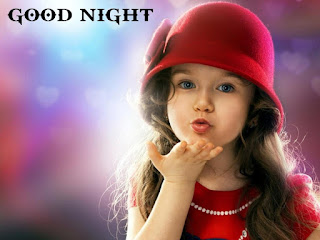 cute & sweet Good night Wallpapers