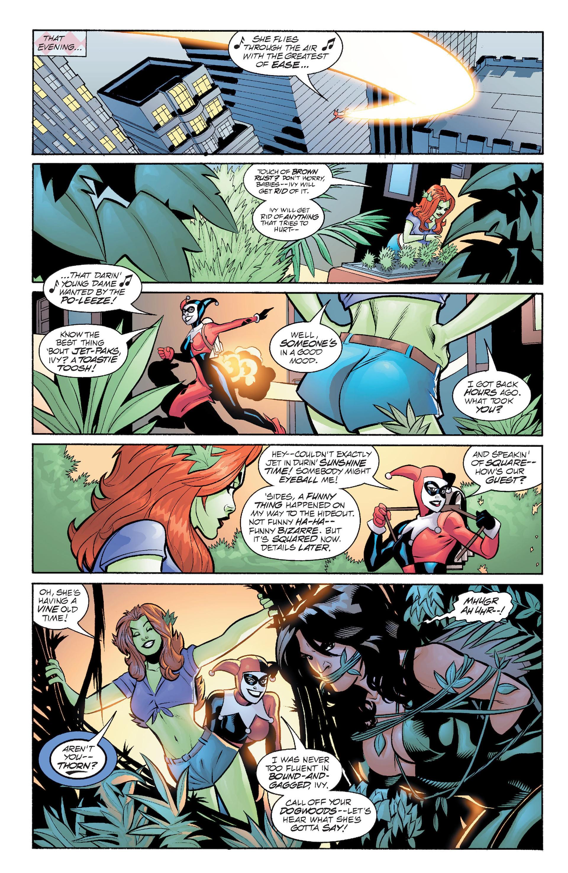 Harley Quinn (2000) Issue #17 #17 - English 13