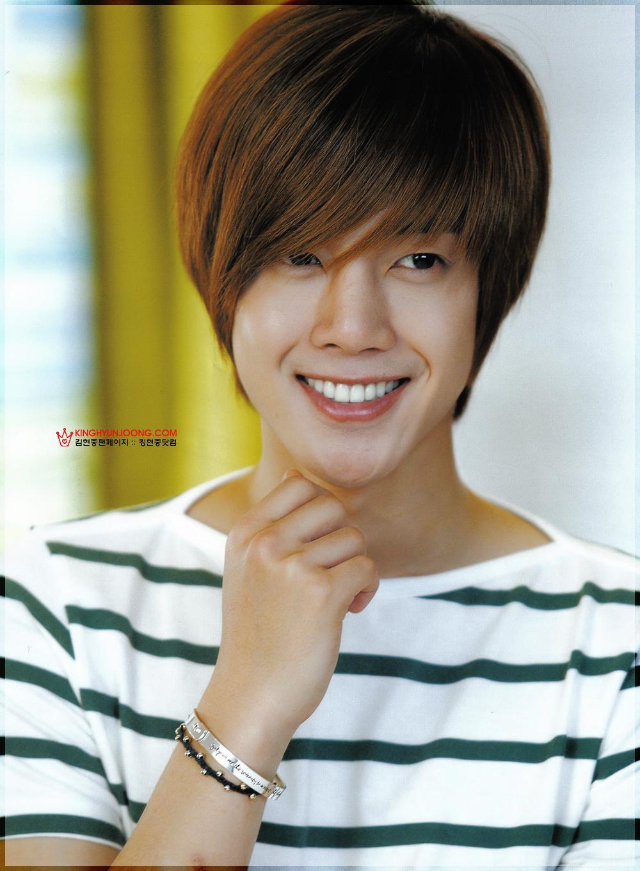 foto kim hyun joong indonesia dalam tulisan kim hyun joong