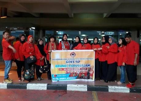 Sumbar Talenta Berangkat ke PSBNS 2017 Brunei Bawa Puisi Sastrawan Nasional Sastri Bakry
