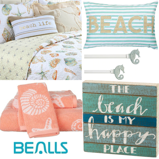 Beach Cottage Style Decor Accessories and Fashionables