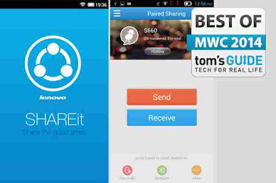 Shareit free download for android1