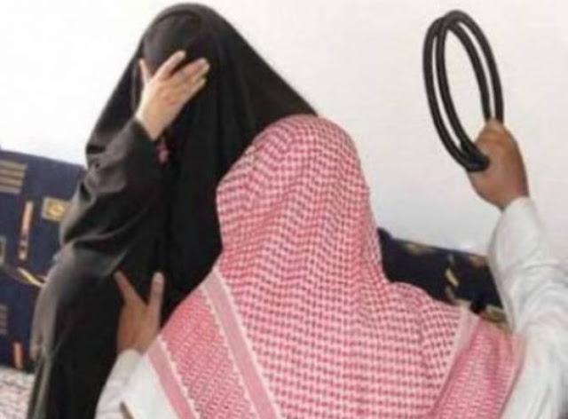 كويتي حبس زوجته بالمنزل ..ارتكبت ذنبا لا يغتفر من وجهة نظره ! اليكم ماذا فعلت هذه الزوجة المسكينة ليفعل بها ذلك!
