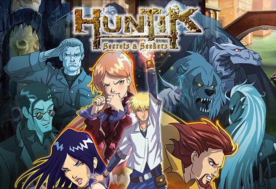 huntik pc