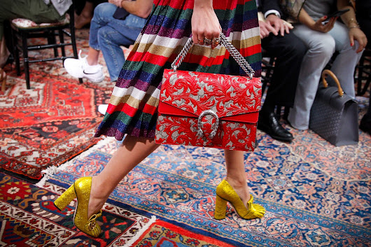 Current Obsession - Gucci s/s 2016