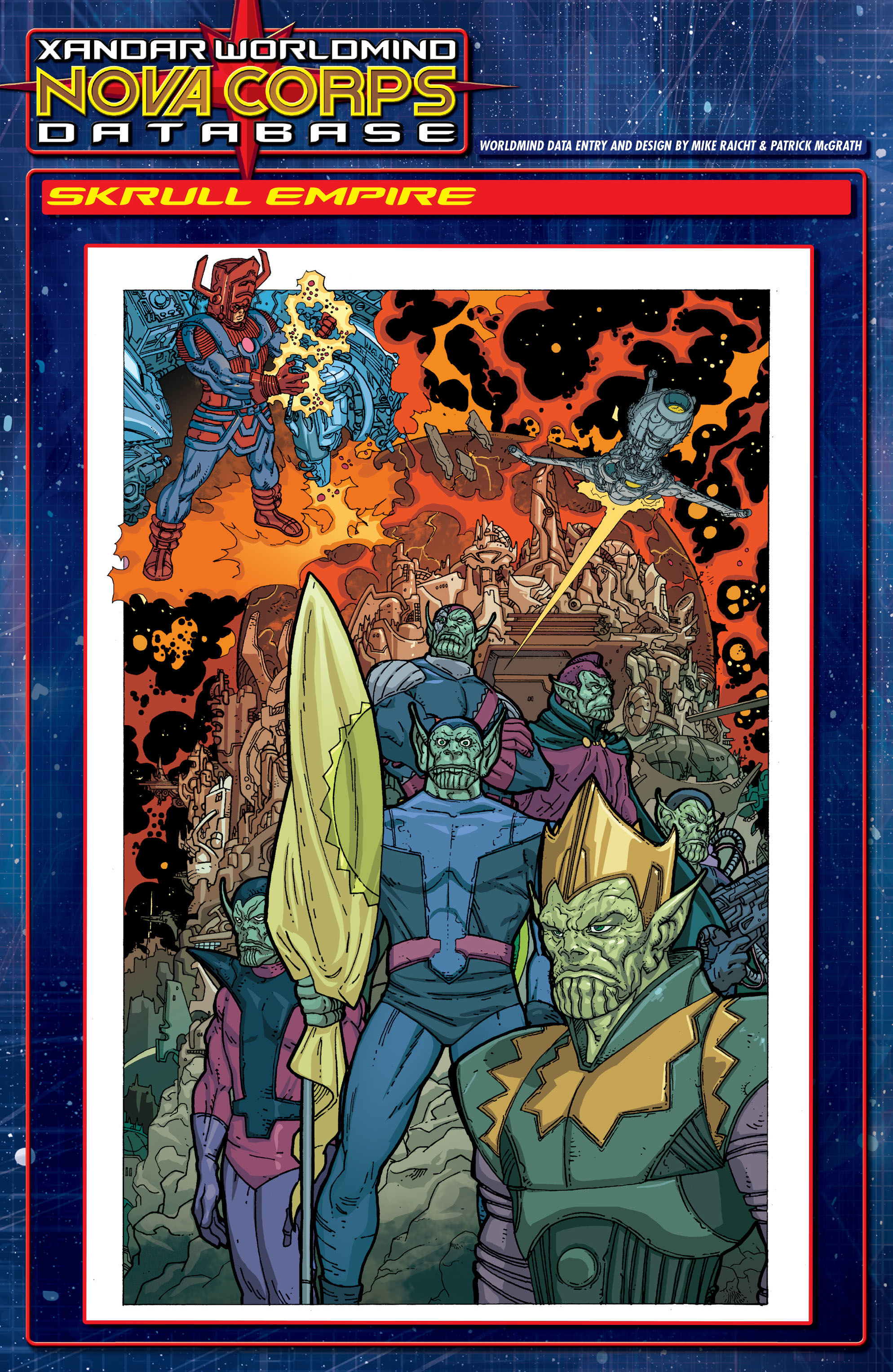 Read online Annihilation: Super-Skrull comic -  Issue #1 - 25