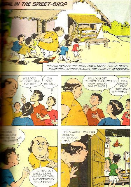 Gopal Bhar Er Golpo Pdf