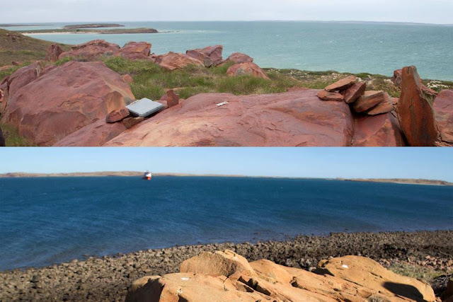 American whalers left rock engravings on north Australian coast in 1840s