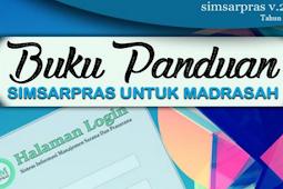 Panduan Simsarpras Madrasah V-2.0 - 2018