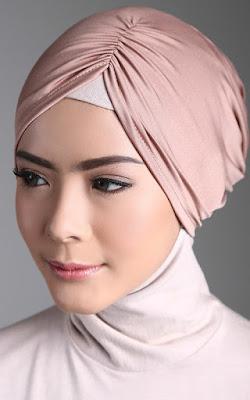 Gambar Model Ciput Turban