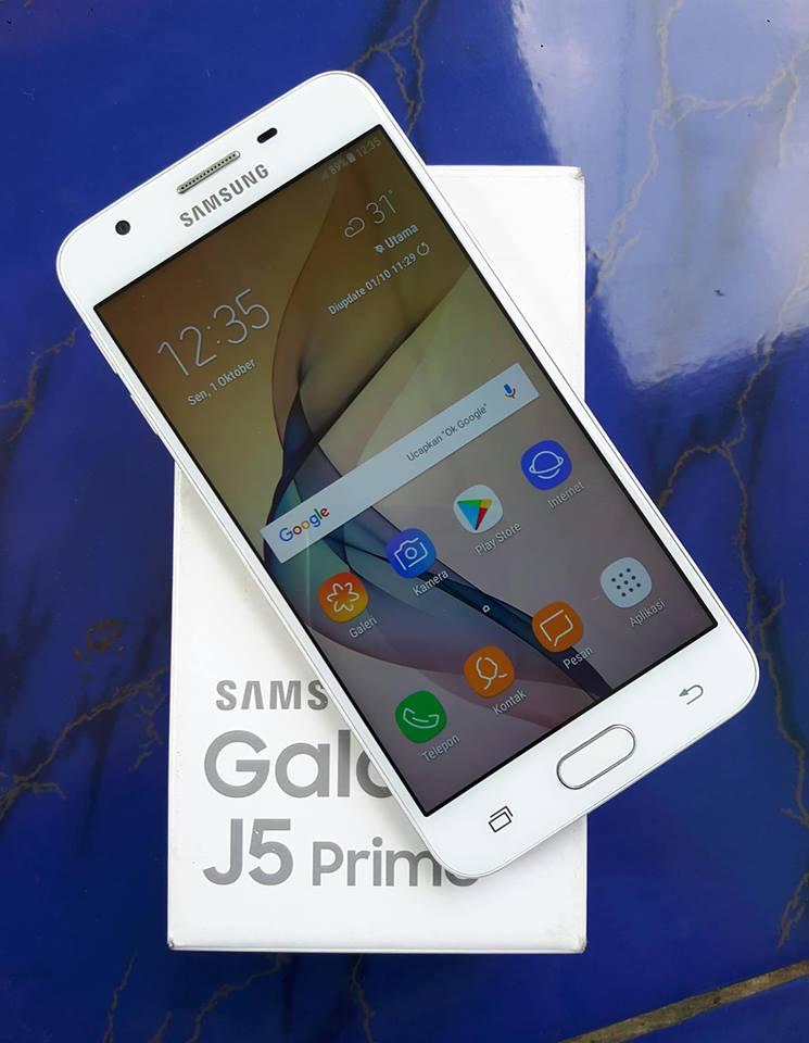 Harga Samsung J5 Prime Bekas 2018 Full Set