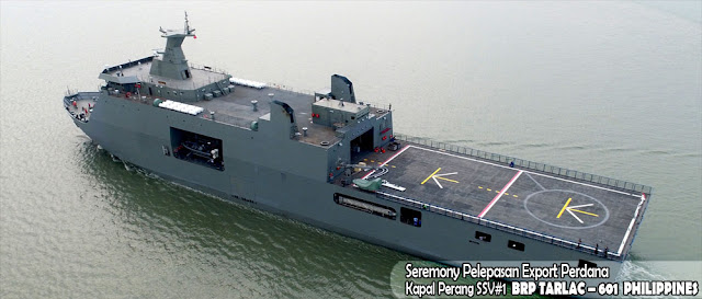 Resultado de imagen para makassar-class landing platform dock