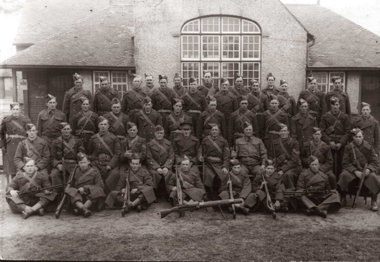 Ramsey Home Guard from Ramsey & District CCAN