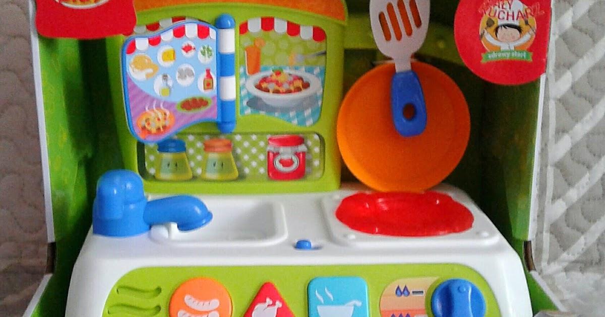 Rozgadana Kuchnia Smily Play Andziulkaa Testuje