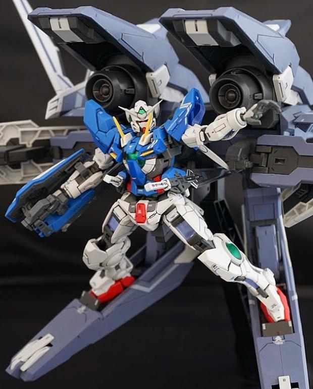 gundam exia hg - 620×771