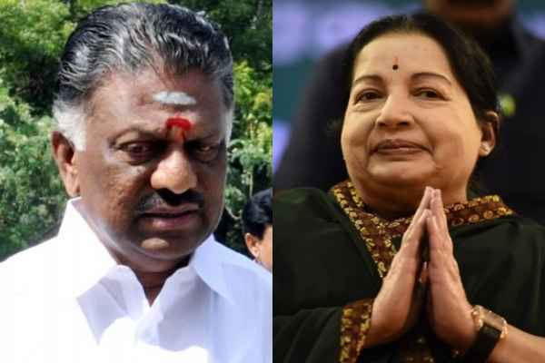 Panneerselvam takes charge of Jayalalithaa's portfolios
