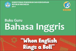 Update Buku Guru Bahasa Inggris Kelas 8 SMP/MTs Kurikulum Pendidikan 2013