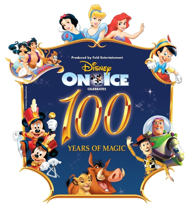 Disney on Ice at The Arena at Gwinnett Center May 14th- May 18th and Giveaway #ATLDOI via ProductReviewMom.com