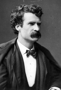 Mark Twain. Director of Tom Sawyer & Huckleberry Finn