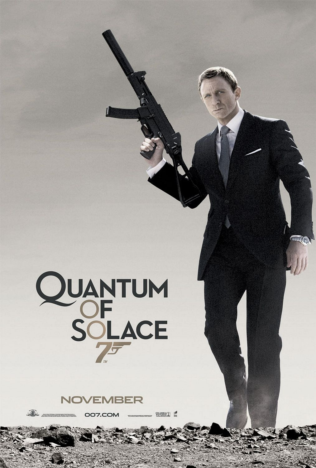 Quantum of Solace 2008 - Full (HD)